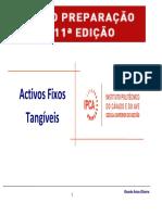 activos fixos tangiveis