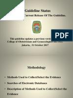 Guideline Status.pptx