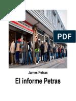 El Informe Petras