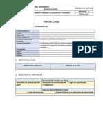 PHC 06 F 032 Plan de Clases
