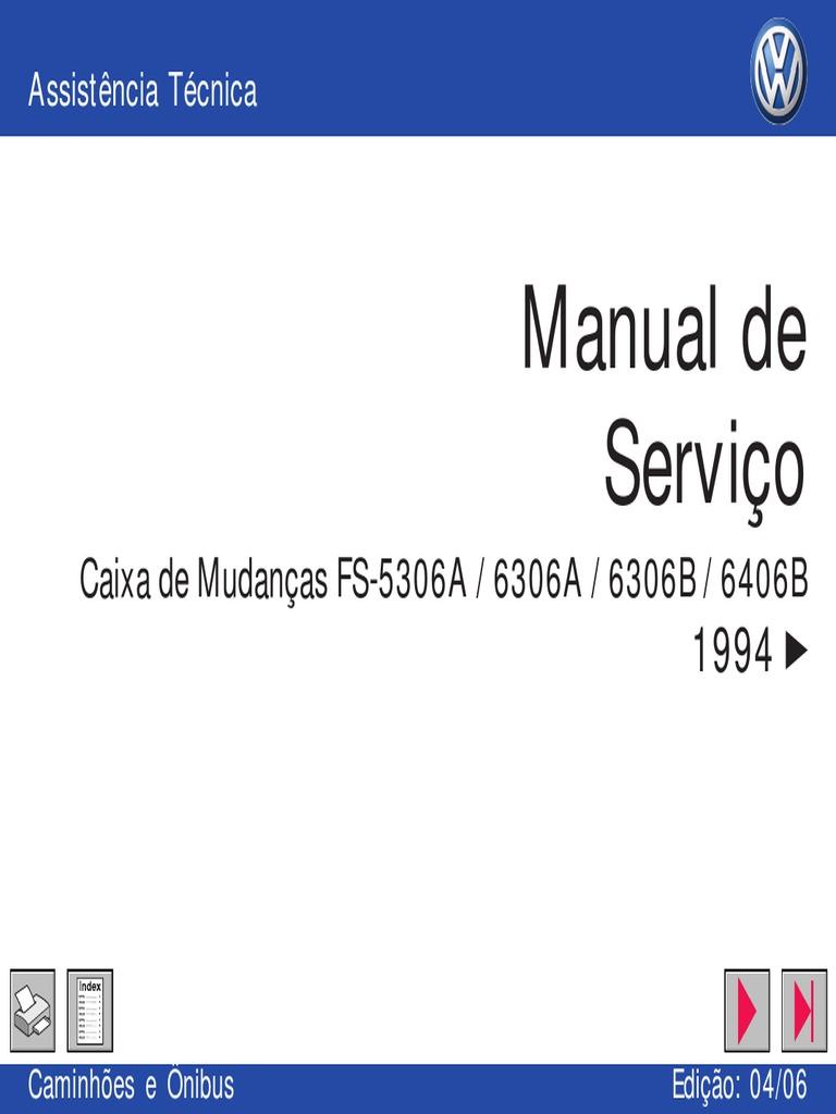 Caixas Cambio Eaton 5306 A E 6406b
