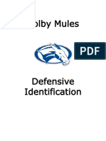Defensive ID