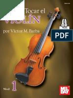 Quiero Tocar el Violin - Victor M. Barba.pdf