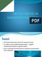 Înotul Mijloc Al Hidrokinetoterapiei