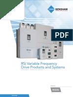 Benshaw Low Voltage VFDs