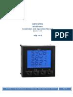 M850 LTHN RS PO User Manual Rev 4 - SP Compressed 10-10-14(1)
