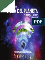 Afiche La Hora Del Planeta
