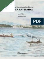 Livro Edufes Saberes Narrativas e Conflitos Na Pesca Artesanal