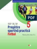 Manual fotbal