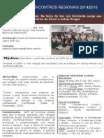 Modelo de Poster - Nordeste I (STDS).pptx
