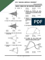 Trigonometria Longitud de Arco Area de Un Sector Circular