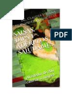 Salsas Dips Y Aderezos Saludables