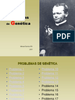 Problem as de Genetic A