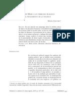 La crítica de Marx a los derechos humanos.pdf