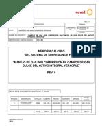 Mc-s-001 Memoria Calculo Del Sistema de Supresion de Fuego