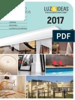 Catalogo 2017 Luzideas