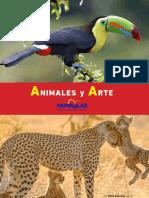Los Animales y El Arte Web