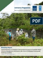 Panama Workshop Report