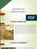 História Da Igreja 2