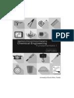 Chemical Engineering Fundamentals