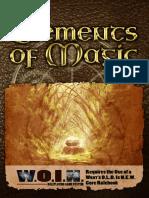 WOIN - Elements of Magic (v1.1)