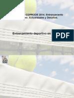 Programa de Formación de ITF Para Entrenadores Curso Nivel 1