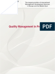 Qlty Mgmt in Projects