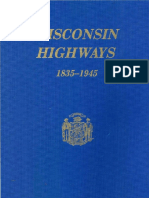 Wisconsin Highways 1835-1945