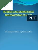 Micro Destileria