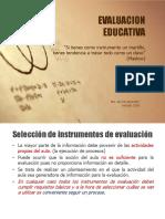 2 Requisitos Básicos de Los Instrumentos de Evaluación