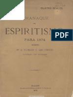 Almanaque Espirito