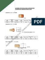Especificaciones Técnicas de Materiales - Edificio Boulevard 286