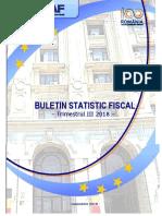 Buletin Statistic Fiscal3 2018