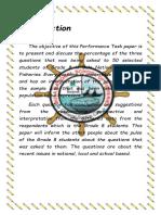 Mathematics Survey Documentation