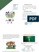 Formación de Actores Comunitarios en Promoción de Derechos y Salud Mental Infantil
