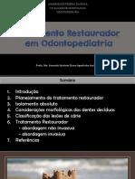 Aula Tratamento Restaurador Em Odontopediatria