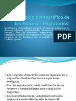 procesos migratorios