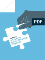 Autism a Guide for Adults Following Diagnosis