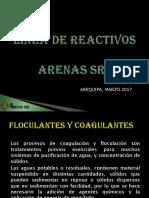 Presentación - REACTIVOS