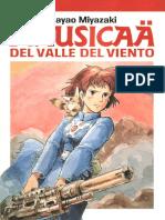 Nausicaä - Hayao Miyazaki - Tomo 2 - Absorbiendo Mangas