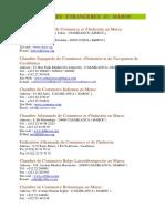 Chambre Française de Commerce Et d'Industrie Au Maroc