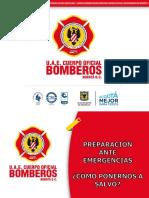 Preparación Ante Emergencias 2016