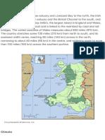 Wales' main characters