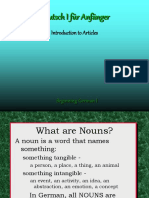 Articles deutsch.ppt
