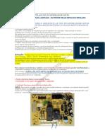 Bloqueio Irregular No Evaporador Df50