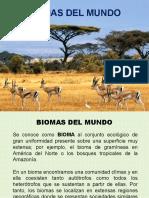 Biomas Del Mundo (C-10)