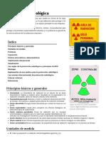 Protección Radiológica