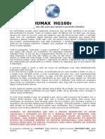 Tutorial Certs Humax Hg100r