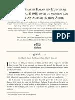 Fatwa Van Shaykh Hasan Ibn Husayn Over de Mensen Van Koeweit en Az-Zubayr