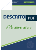 Descritores Mat Bim1 2018